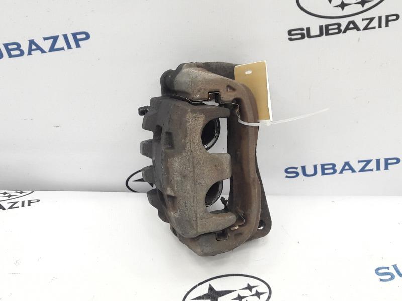 Суппорт тормозной Subaru Outback B13 EJ253 2007 передний правый