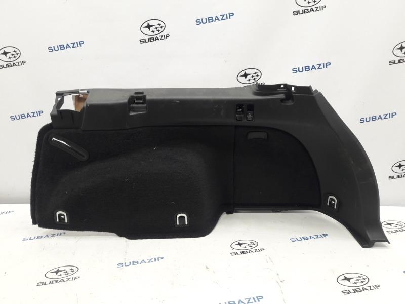 Обшивка багажника Subaru Outback B13 EJ253 2007 правая нижняя
