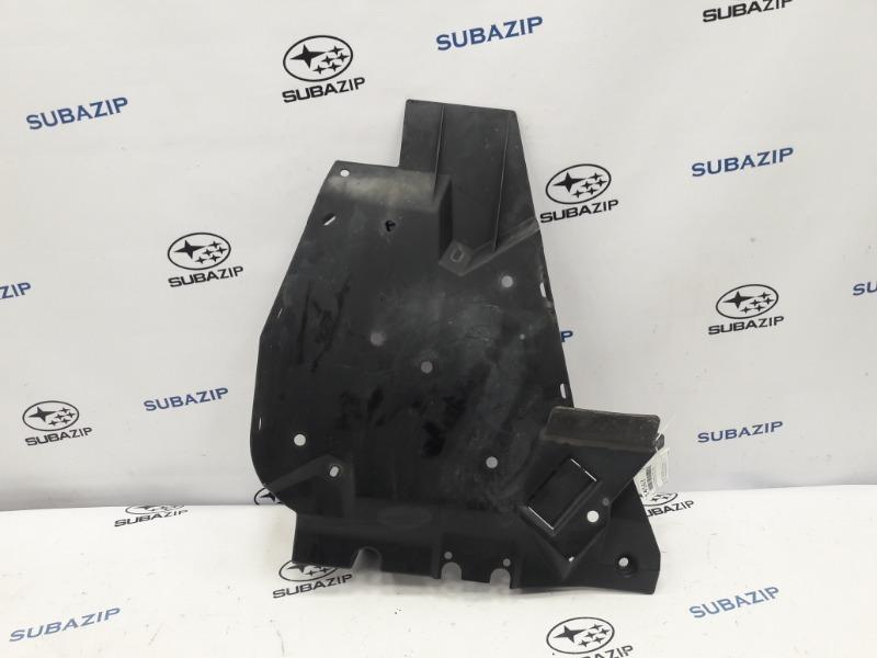 Защита топливного бака Subaru Outback B13 EJ253 2007 правая