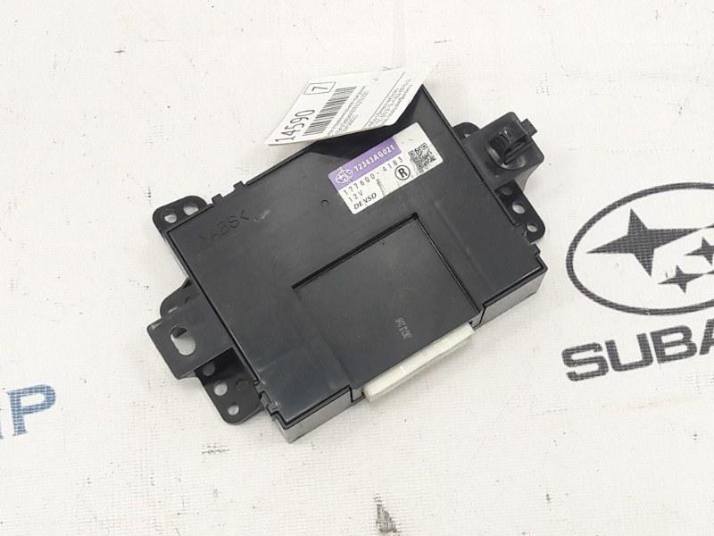 Блок управления климат-контролем Subaru Outback B13 EJ253 2007