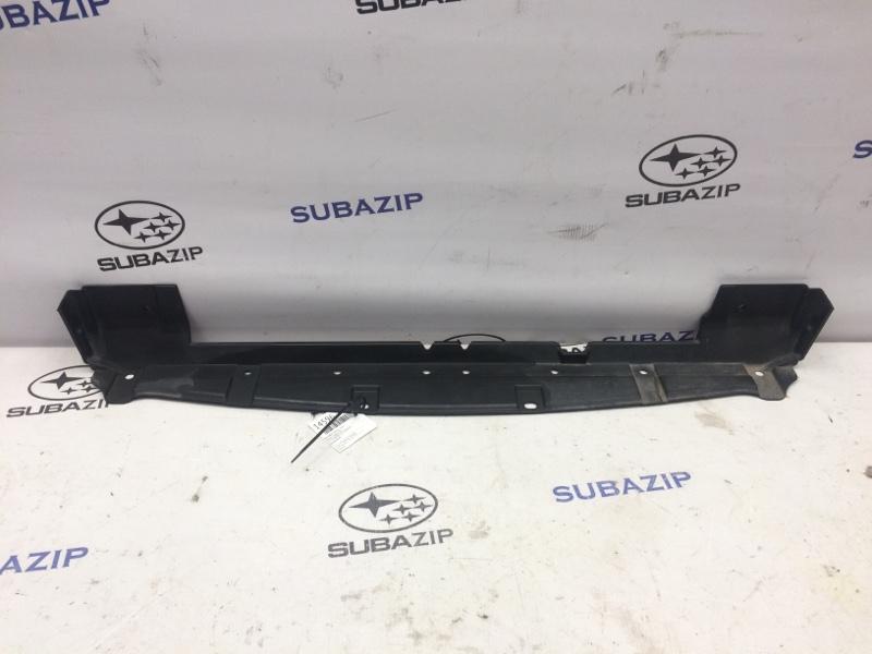 Накладка Subaru Legacy B13 передняя нижняя