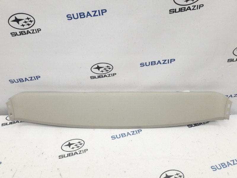 Обшивка двери багажника Subaru Outback B13 EJ253 2007 верхняя