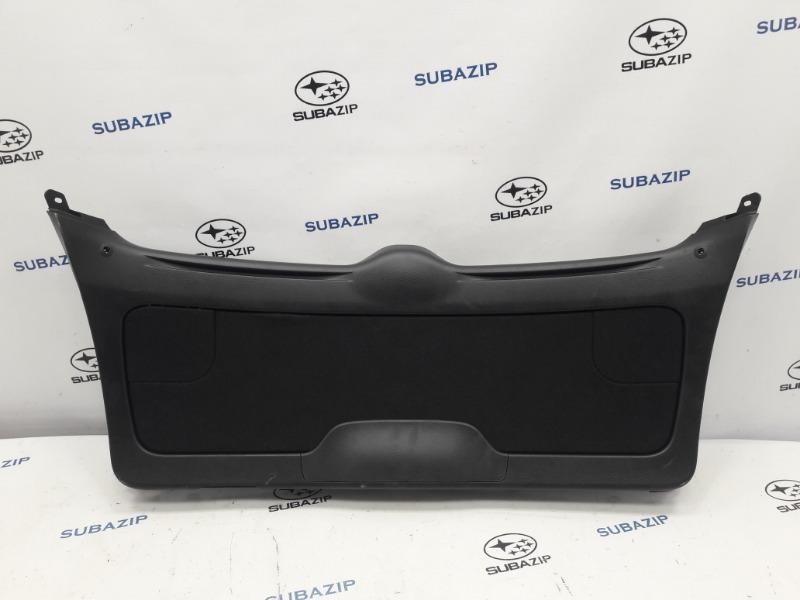 Обшивка двери багажника Subaru Outback B13 EJ253 2007