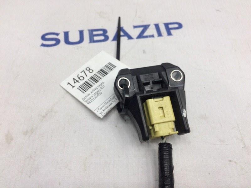 Датчик airbag Subaru Legacy B13 передний