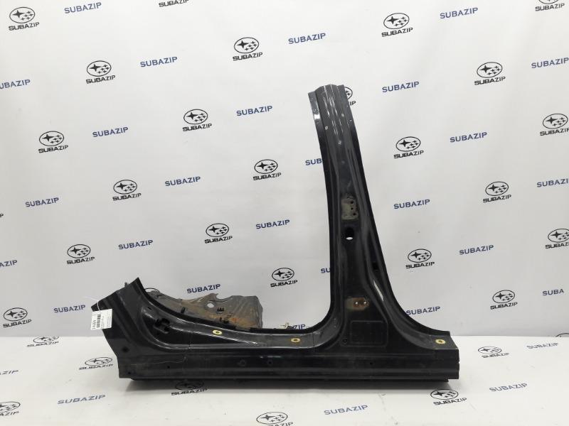 Порог задняя часть Subaru Outback B13 EJ253 2007 правый