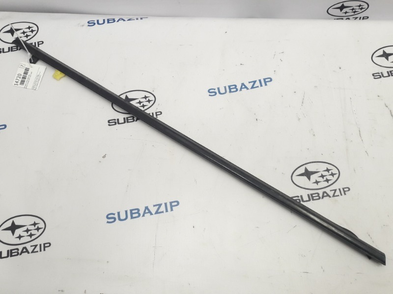 Молдинг стекла Subaru Outback B13 EJ253 2007 задний левый