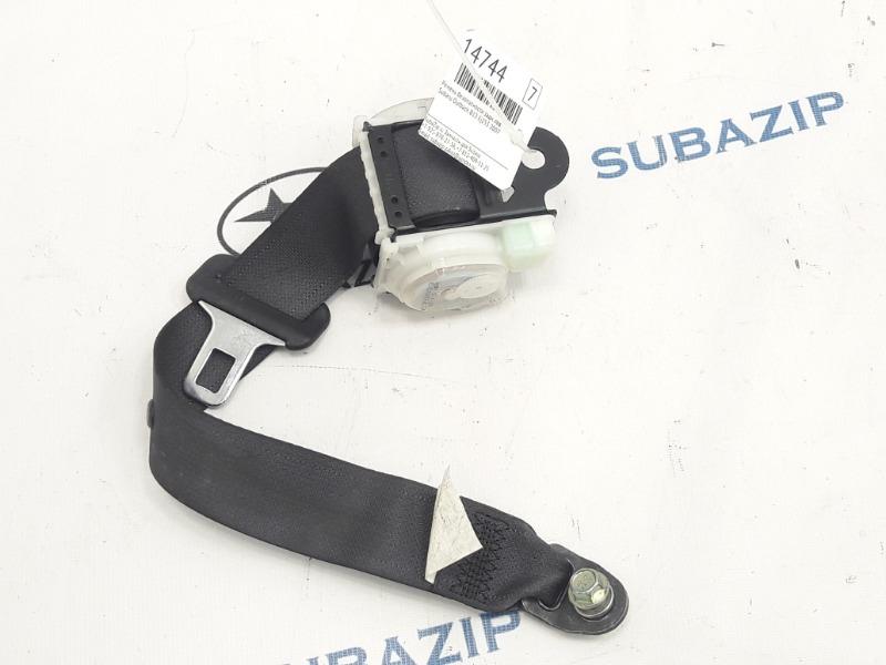 Ремень безопасности Subaru Outback B13 EJ253 2007 задний левый