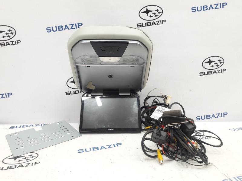 Мультимедиа Subaru Outback B13 EJ253 2007