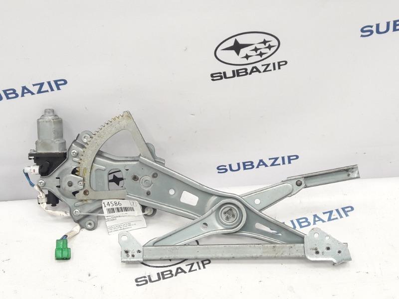 Стеклоподъемник Subaru Outback B13 EJ253 2007 задний левый