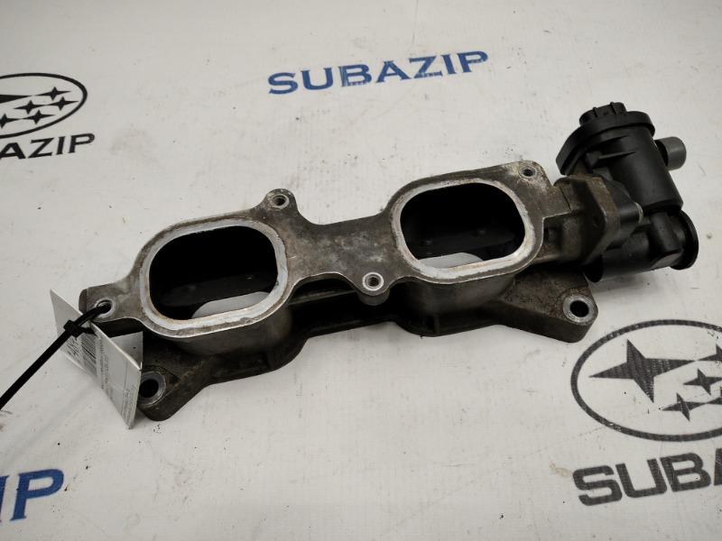 Механизм изменения длины впускного коллектора Subaru Forester S12 EJ20A 2010 правый