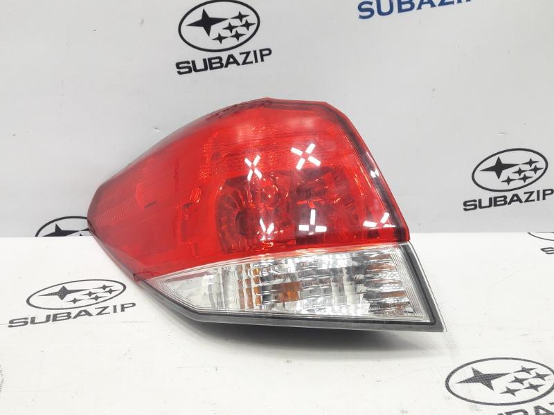 Фонарь Subaru Outback B14 EJ253 2009 задний левый