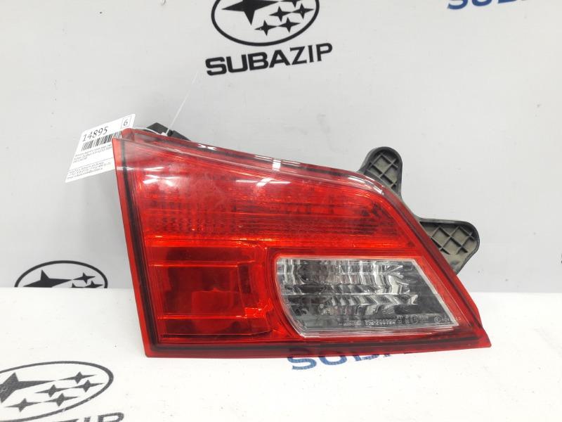 Фонарь заднего хода Subaru Outback B14 EJ253 2009 задний левый