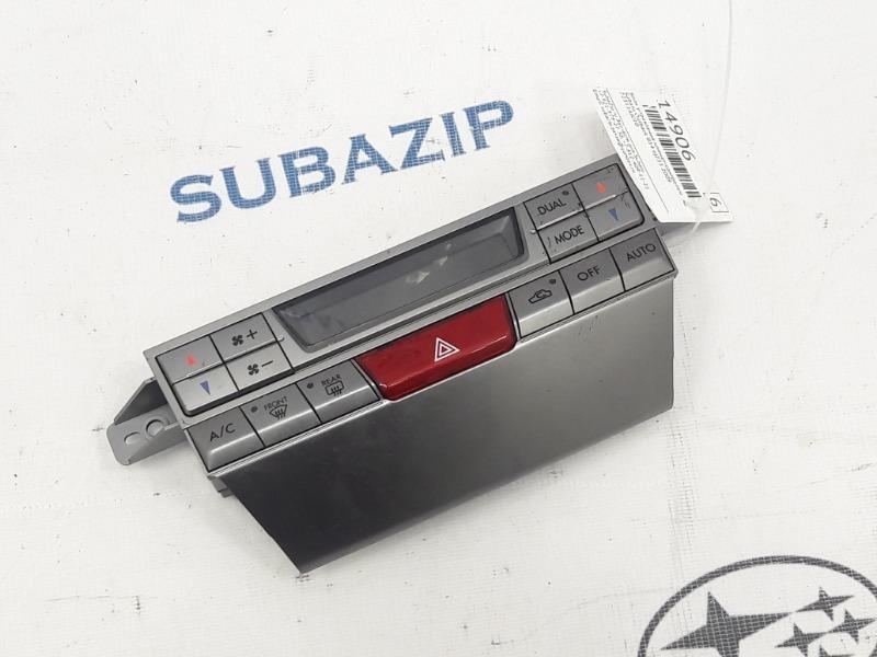 Блок управления климат-контролем Subaru Outback B14 EJ253 2009