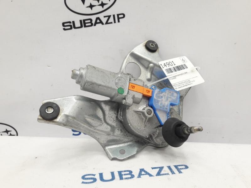 Моторчик заднего дворника Subaru Outback B14 EJ253 2009