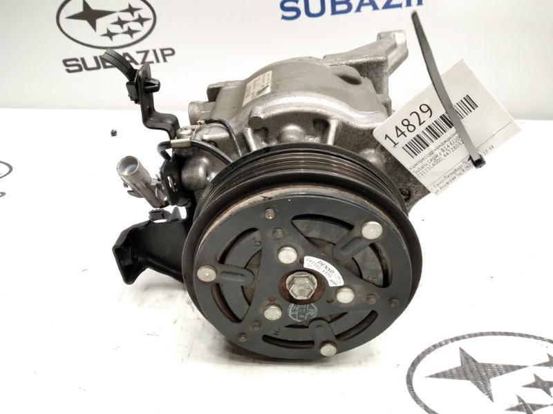 Компрессор кондиционера Subaru Legacy B14 EJ20E