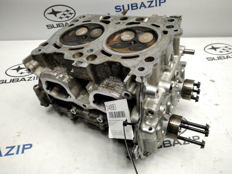 Головка блока цилиндров Subaru Forester S13 FB25 правая