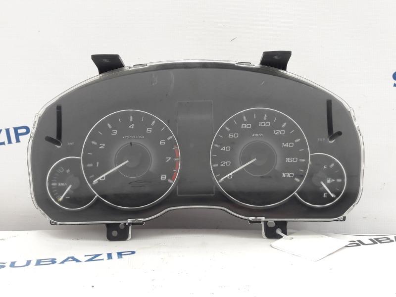 Щиток приборов Subaru Outback B14 EJ253 2009