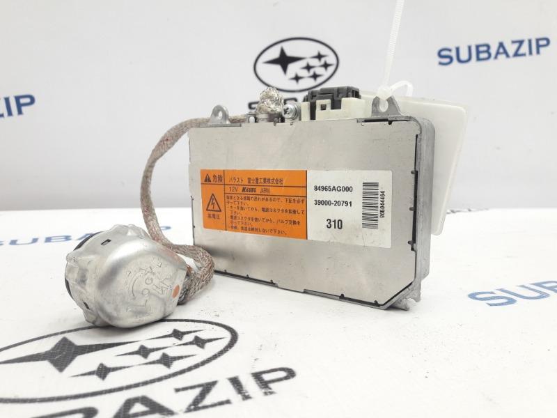 Блок розжига ксенона Subaru Outback B14 EJ253 2009