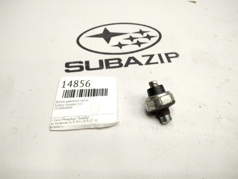Датчик давления масла Subaru Forester S12 FA20