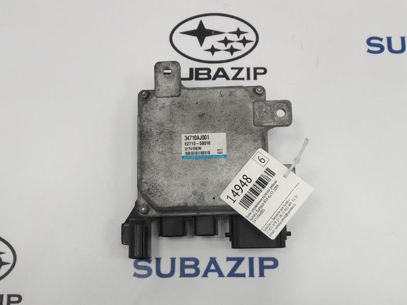 Блок управления рулевой рейкой Subaru Outback B14 EJ253 2009