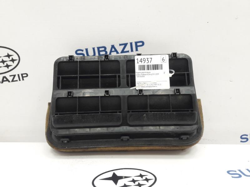 Решетка вентиляции Subaru Outback B14 EJ253 2009
