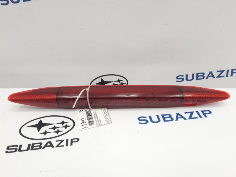 Стоп сигнал дополнительный Subaru Outback B14 EJ253 2009