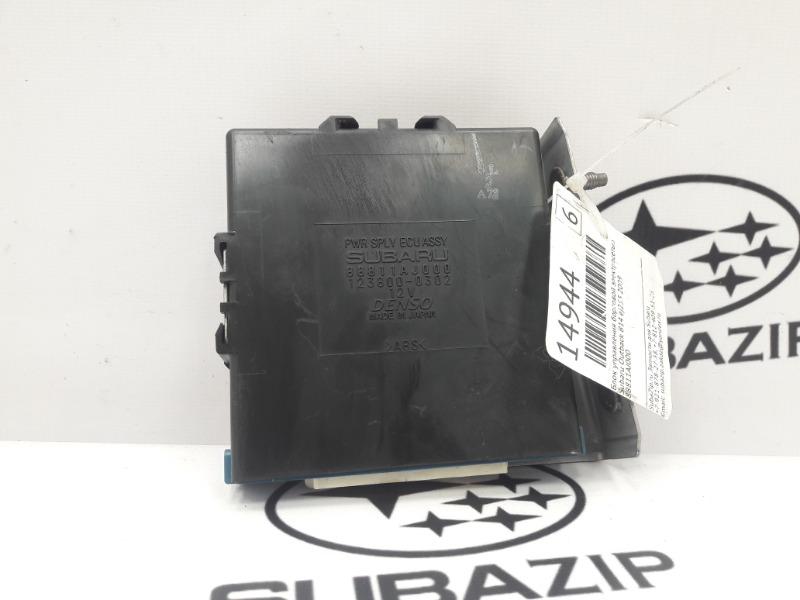 Блок управления бортовой электросетью Subaru Outback B14 EJ253 2009