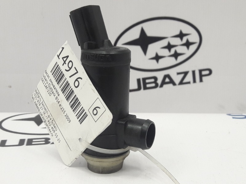 Насос омывателя Subaru Outback B14 EJ253 2009