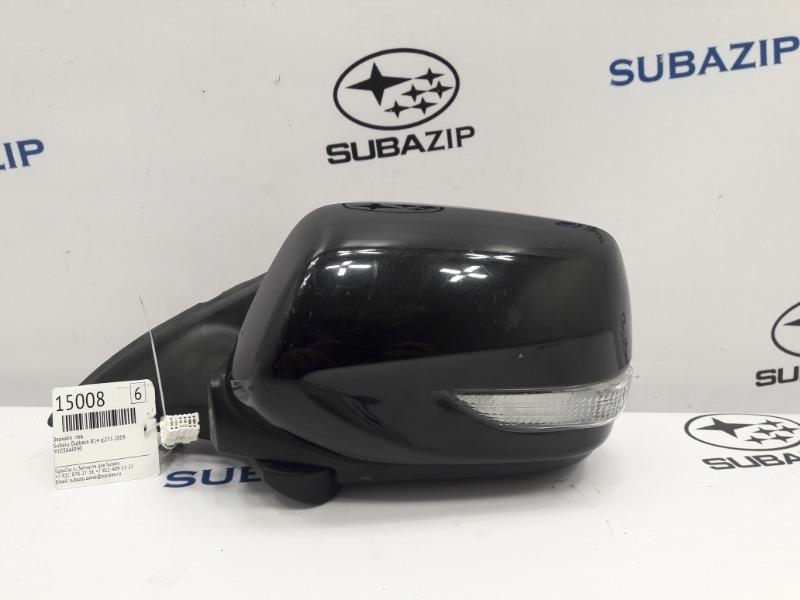 Зеркало Subaru Outback B14 EJ253 2009 левое
