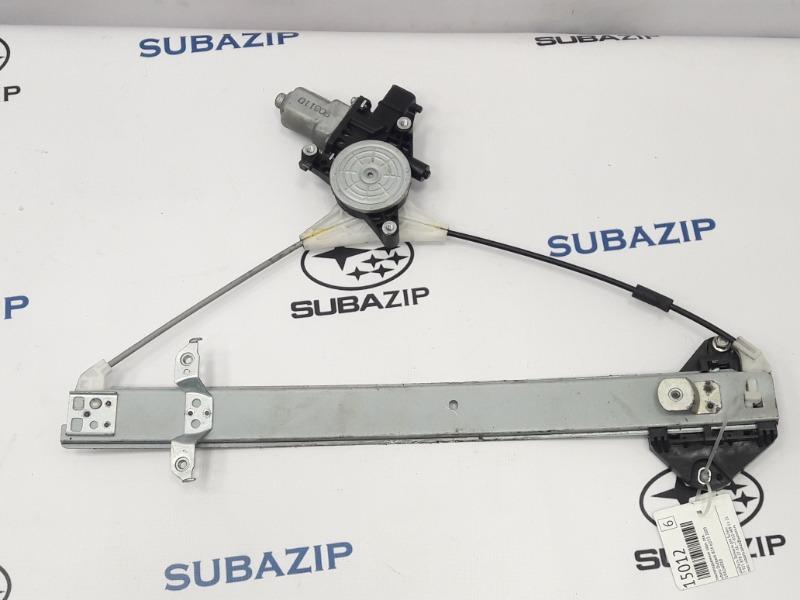 Стеклоподъемник Subaru Outback B14 EJ253 2009 задний левый