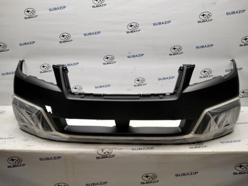 Бампер Subaru Outback B14 передний