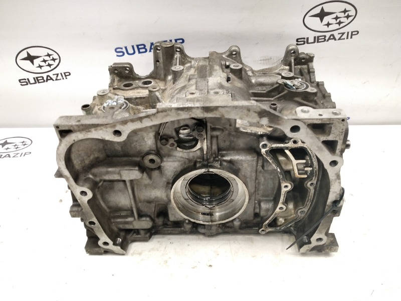 Блок двигателя Subaru Forester S12 EJ20A