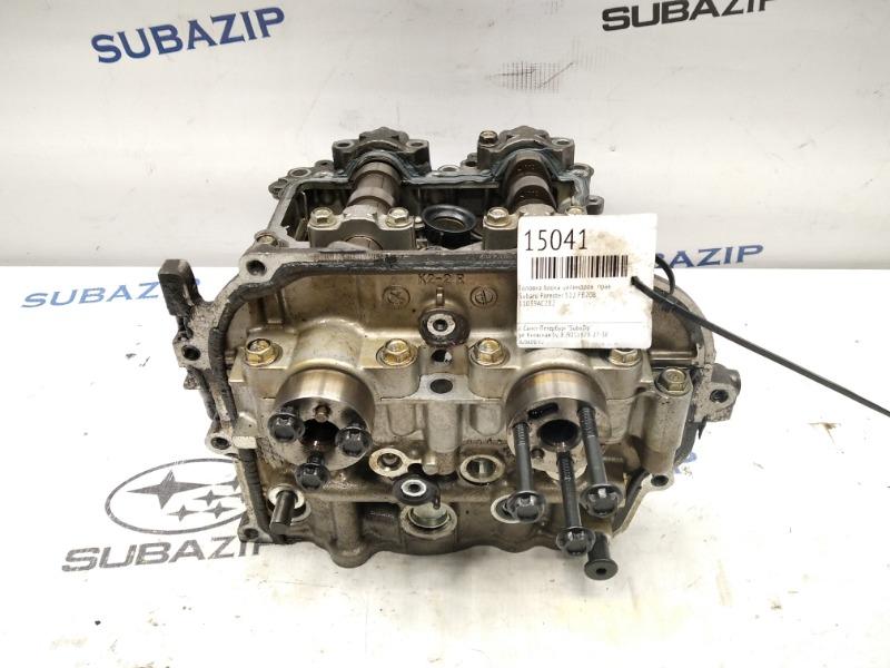 Головка блока цилиндров Subaru Forester S12 FA20 правая