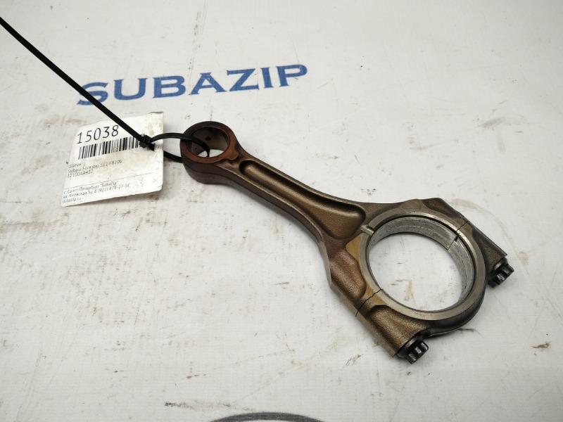 Шатун Subaru Forester S12 FA20