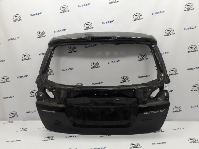 Дверь багажника Subaru Outback B14 EJ253 2009