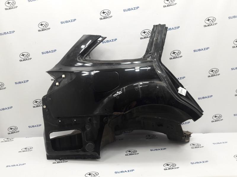 Крыло Subaru Outback B14 EJ253 2009 заднее правое