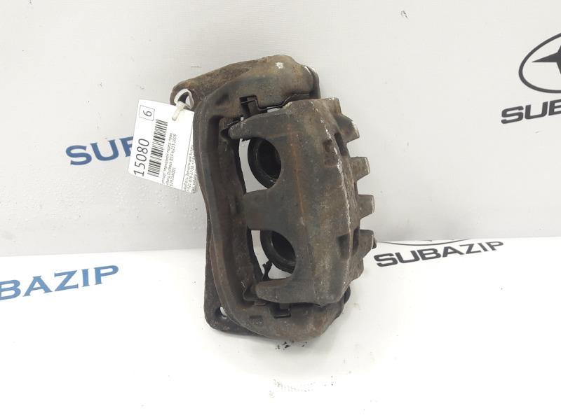 Суппорт тормозной Subaru Outback B14 EJ253 2009 передний правый