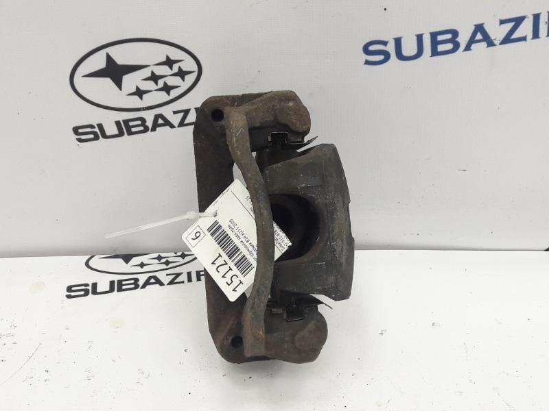 Суппорт тормозной Subaru Outback B14 EJ253 2009 задний правый
