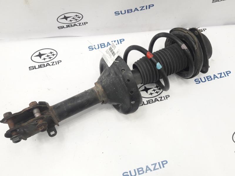 Стойка подвески Subaru Outback B14 EJ253 2009 передняя правая