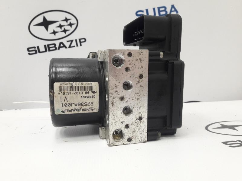 Блок abs Subaru Outback B14 EJ253 2009