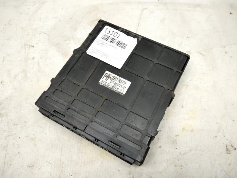 Блок управления двигателем Subaru Legacy B13 EJ204 2005