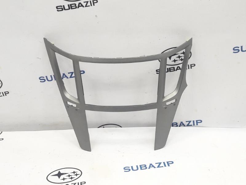Консоль магнитофона Subaru Outback B14 EJ253 2009