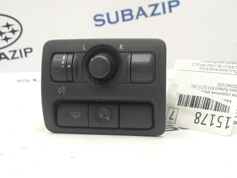 Блок управления зеркалами Subaru Outback B13 EJ253 2007