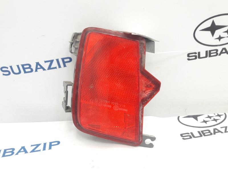 Рефлектор в задний бампер Subaru Outback B14 EJ253 2009 задний левый