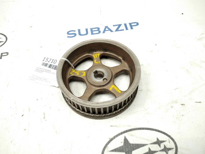 Шестерня распредвала Subaru Forester S10 EJ253 2009 левая