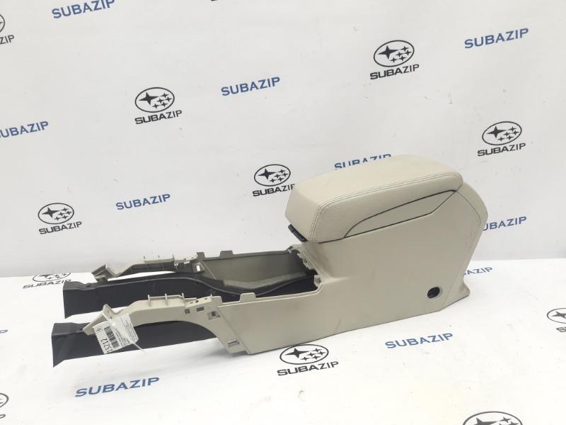 Консоль между сидений Subaru Outback B14 EJ253 2009