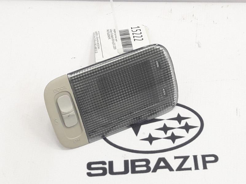 Плафон салона Subaru Outback B14 EJ253 2009 задний