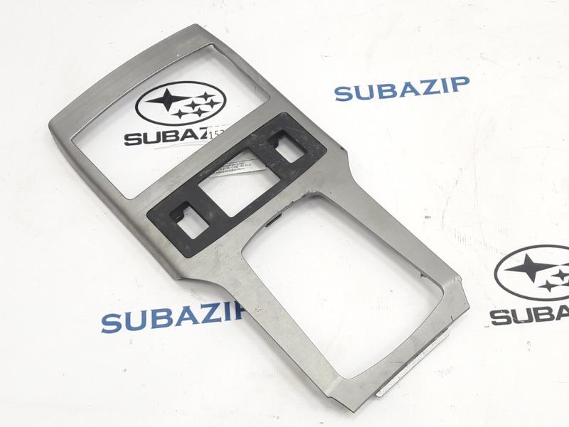 Консоль кпп Subaru Outback B14 EJ253 2009