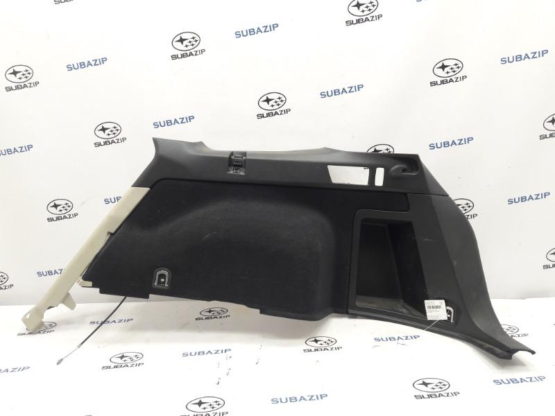 Обшивка багажника Subaru Outback B14 EJ253 2009 правая