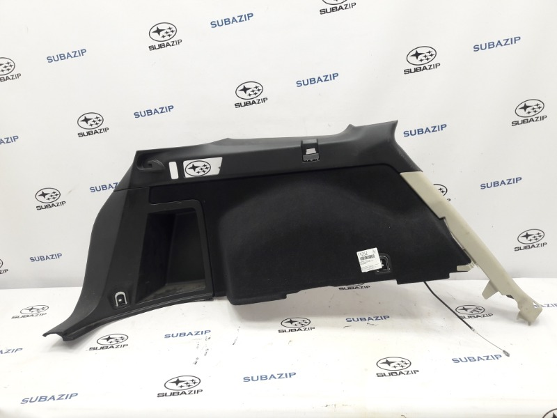 Обшивка багажника Subaru Outback B14 EJ253 2009 левая
